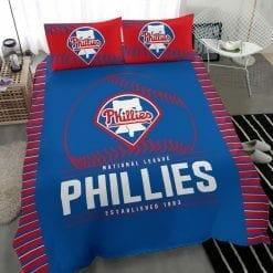 MLB Philadelphia Phillies Bedding Set