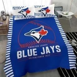 MLB Toronto Blue Jays Bedding Set
