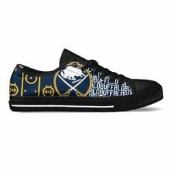 NHL Buffalo Sabres Low Top Shoes