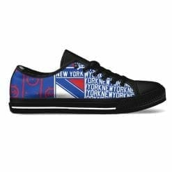 NHL New York Rangers Low Top Shoes