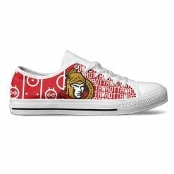 NHL Ottawa Senators Low Top Shoes