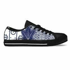 NHL Toronto Maple Leafs Low Top Shoes