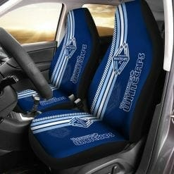 MLS Vancouver Whitecaps Pair of Car Seat Covers
