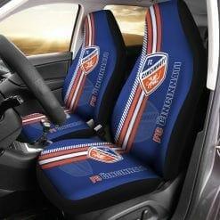MLS FC Cincinnati Pair of Car Seat Covers