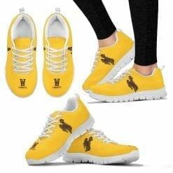 NCAA Wyoming Cowboys Running Shoes