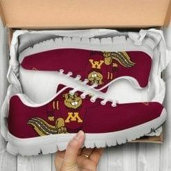NCAA Minnesota Golden Gophers Running Shoes