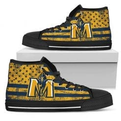 NCAA Murray State Racers High Top Shoes