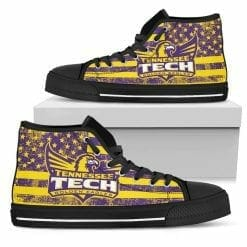 NCAA Tennessee Tech Golden Eagles High Top Shoes