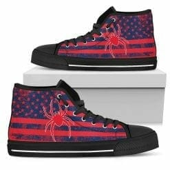 NCAA Richmond Spiders High Top Shoes