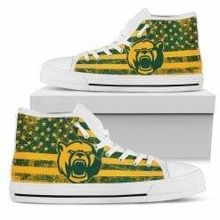 NCAA Baylor Bears High Top Shoes