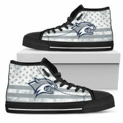 NCAA New Hampshire Wildcats High Top Shoes