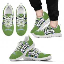 MLS Seattle Sounders FC Running Shoes