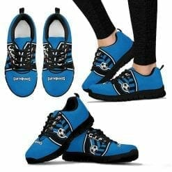 MLS San Jose Earthquakes Running Shoes