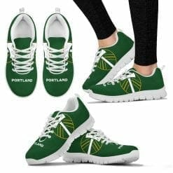MLS Portland Timbers Running Shoes