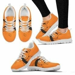 NCAA Campbell Fighting Camels Running Shoes