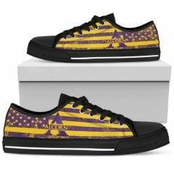 NCAA Alcorn State Braves Low Top Shoes