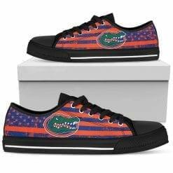 NCAA Florida Gators Low Top Shoes