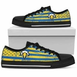 NCAA Morehead State Eagles Low Top Shoes