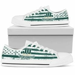 NCAA Jacksonville Dolphins Low Top Shoes