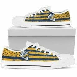 NCAA Chattanooga Mocs Low Top Shoes