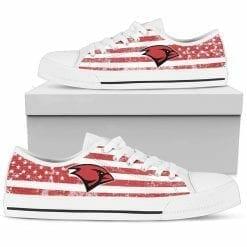 NCAA Incarnate Word Cardinals Low Top Shoes