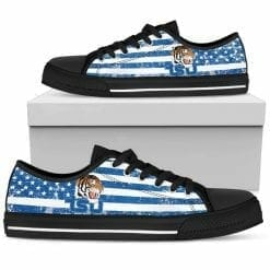 NCAA Tennessee State Tigers Low Top Shoes