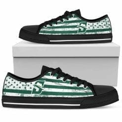 NCAA Stetson Hatters Low Top Shoes