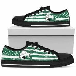 NCAA Eastern Michigan Eagles Low Top Shoes