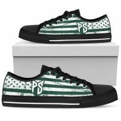 NCAA Portland State Vikings Low Top Shoes
