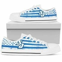 NCAA San Diego Toreros Low Top Shoes