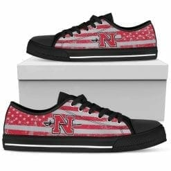 NCAA Nicholls State Colonels Low Top Shoes