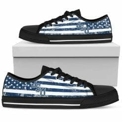 NCAA Jackson State Tigers Low Top Shoes