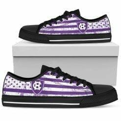 NCAA Holy Cross Crusaders Low Top Shoes