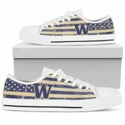 NCAA Washington Huskies Low Top Shoes