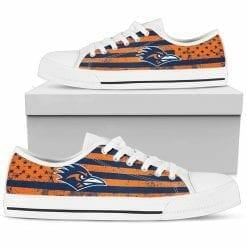 NCAA UTSA Roadrunners Low Top Shoes