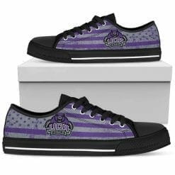 NCAA Central Arkansas Bears Low Top Shoes