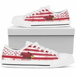 NCAA Illinois State Redbirds Low Top Shoes