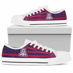 NCAA Arizona Wildcats Low Top Shoes