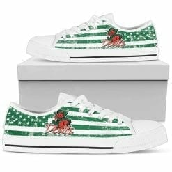 NCAA Mississippi Valley State Delta Devils Low Top Shoes