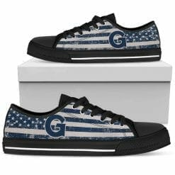 NCAA Georgetown Hoyas Low Top Shoes