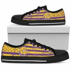 NCAA Western Illinois Leathernecks Low Top Shoes