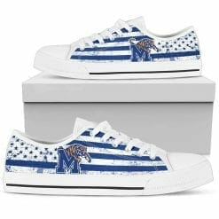 NCAA Memphis Tigers Low Top Shoes