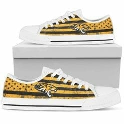 NCAA Towson Tigers Low Top Shoes