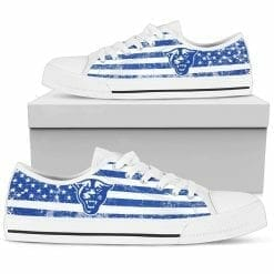 NCAA Georgia State Panthers Low Top Shoes