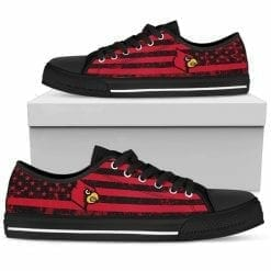 NCAA Louisville Cardinals Low Top Shoes