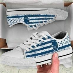 NCAA Howard Bison Low Top Shoes