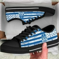 NCAA Hampton Pirates Low Top Shoes