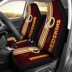 NFL Washington Redskins Pair of Car Seat Covers