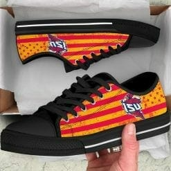 NCAA Iowa State Cyclones Low Top Shoes
