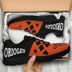 MLB Baltimore Orioles Running Shoes V3